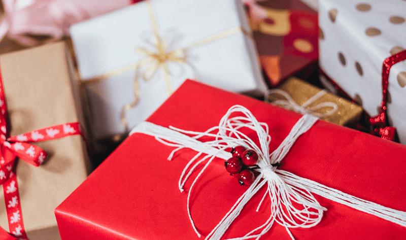 Kalėdinių dovanų pakavimas: TOP 5 idėjos